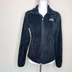 The North Face Osito Fuzzy Fleece Zip Jacket